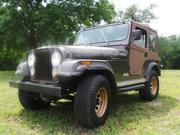 1977 JEEP cj Jeep CJ GOLDEN EAGLE CE CALIFORNIA EDITION